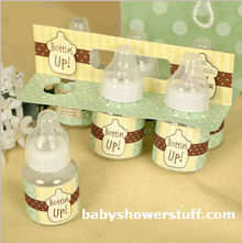 coed baby shower plan