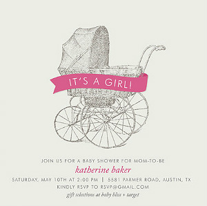 elegant baby shower invitation wording ideas and etiquette