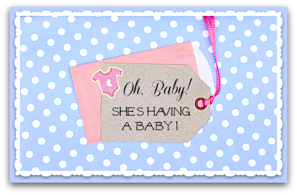pin make homemade baby shower invitation on pinterest