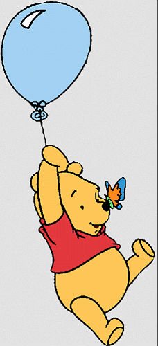 Pooh baby shower ideas