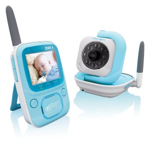 Infant Optics DXR 5 2.4 GHz Digital Video Baby Monitor