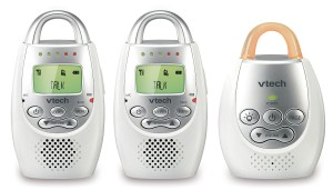 VTech DM221 Safe and Sound Digital Audio Baby Monitor