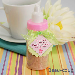 ideas for baby shower favors