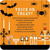 Halloween Baby Shower Ideas - Halloween baby shower invitations